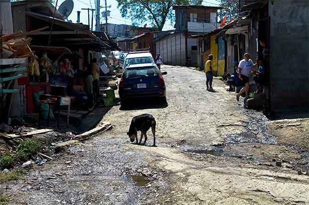 """Gobierno alista desalojo en """"Triángulo de la Solidaridad"""""""