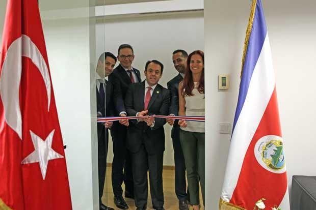 Con Estambul, país ya tiene 35 oficinas comerciales en el mundo