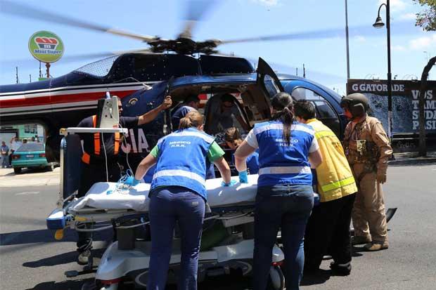 CNFL colocará boyas para helipuerto del Hospital Nacional de Niños