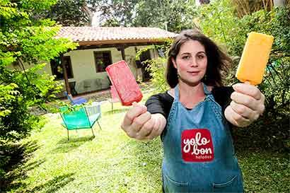 Yolobon introduce sus helados artesanales en supermercados