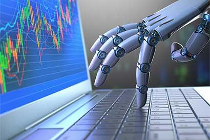 Humanos se imponen en mercado bursátil dominado por robots