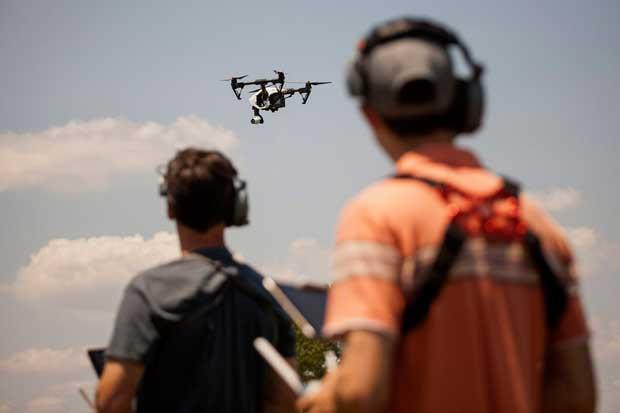 Más drones para alquilar llegan a EE.UU. junto con nuevas normas