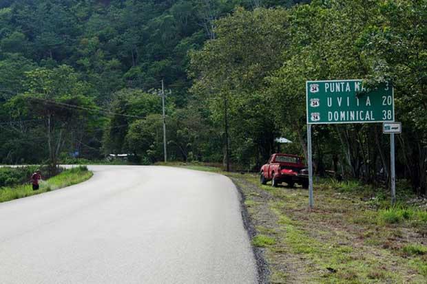 Comienza demarcación entre Dominical y Palmar Norte
