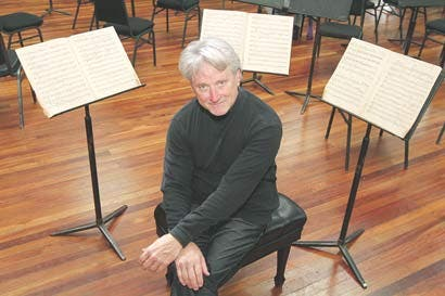 Sinfonía Alpina reunirá a 90 artistas