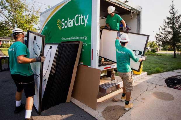 Tesla ofreció comprar SolarCity por $2.860 millones