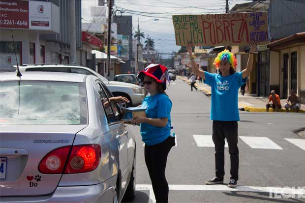 TECHO Costa Rica recaudó unos ¢78 millones