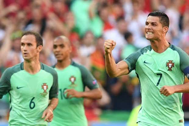 Portugal, Islandia e Irlanda sudan para clasificar
