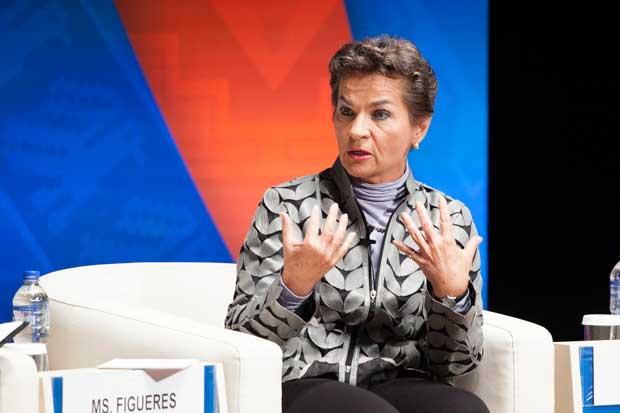 Christiana Figueres recibió Premio Princesa de Asturias