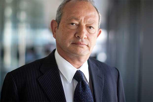 Multimillonario Sawiris, interesado en invertir en brasileña Oi