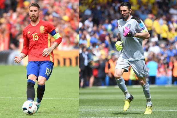 España-Italia: Final adelantada