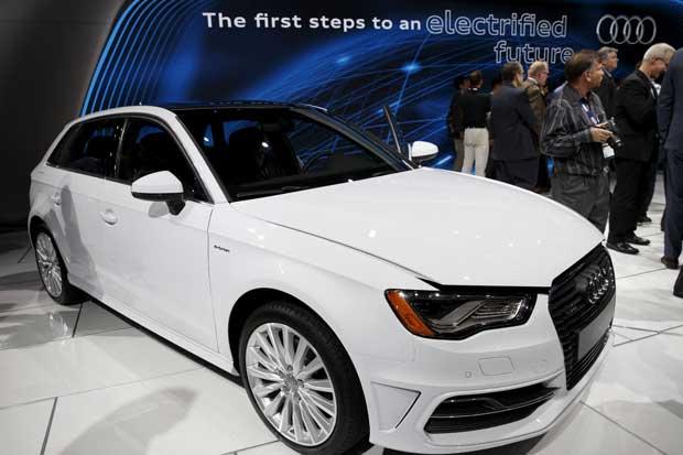 Audi expondrá sus nuevos modelos en Torneo de Golf