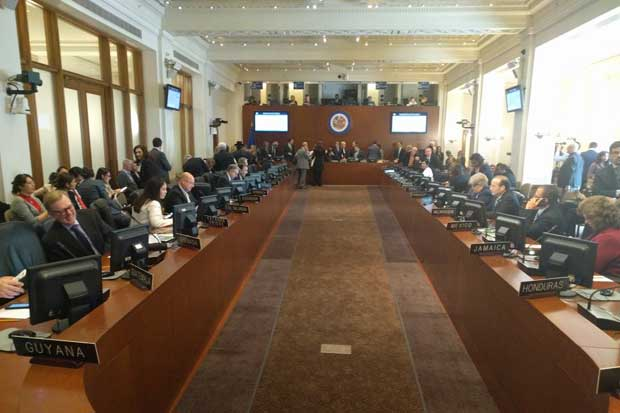 Aprueban debate de aplicación de Carta Demócrata en Venezuela