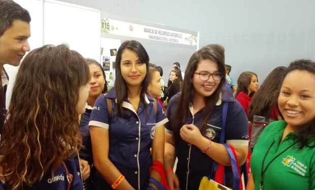 Estudiantes de último año de secundaria asistirán a Expocalidad