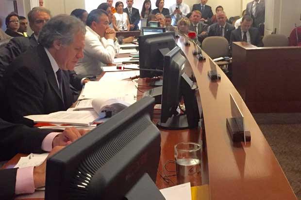 OEA no toma decisión sobre Venezuela