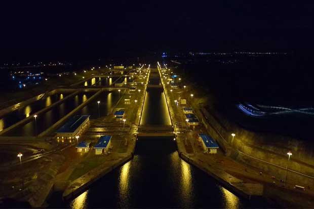 Ampliación del Canal de Panamá se inaugurará este domingo