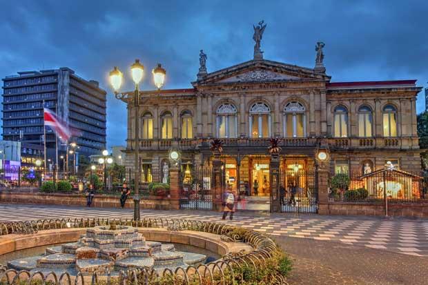 San José es el quinto destino más buscado en Latinoamérica