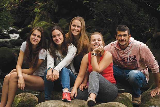 De adolescentes a agentes de cambio en seis días