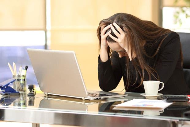 ¿Cómo evitar el estrés laboral?