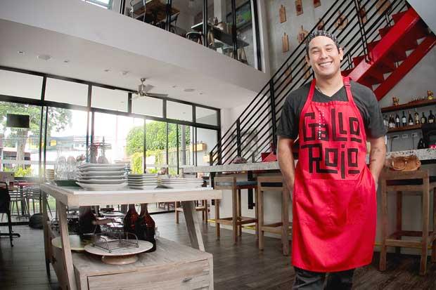 Gastronomía urbana se abre paso en Escazú