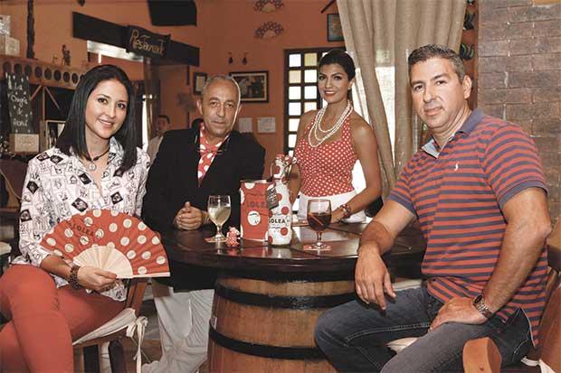Sangría Lolea celebró segundo aniversario en el país