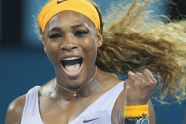 Serena…en ayunas