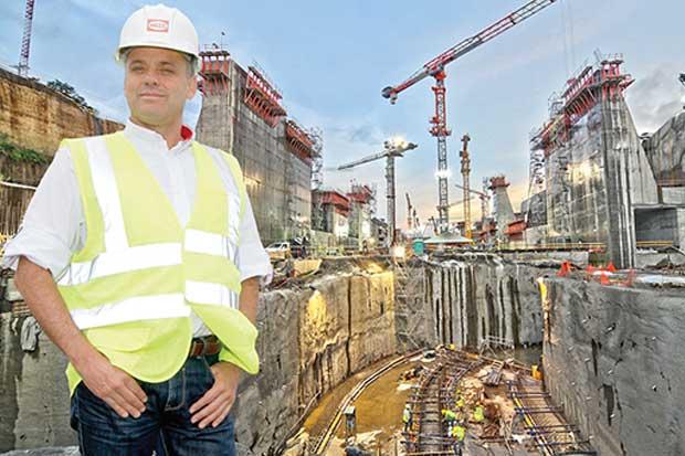 MECO fue elemento clave en nuevo Canal de Panamá