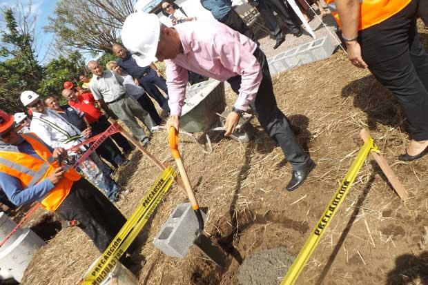 Inició construcción del nuevo edificio de salud en Heredia