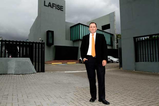 Nombran nuevo Gerente General en Banco Lafise