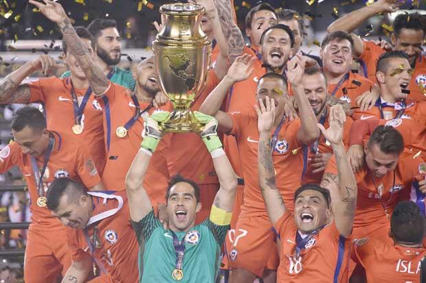 Los secretos de Chile bicampeón