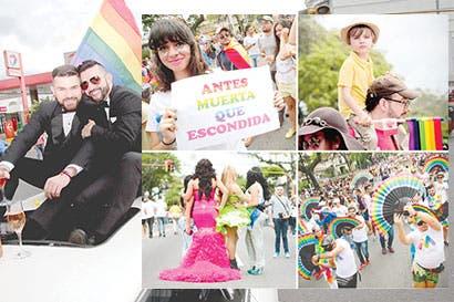 Comunidad LGBTI nacional reclama más derechos
