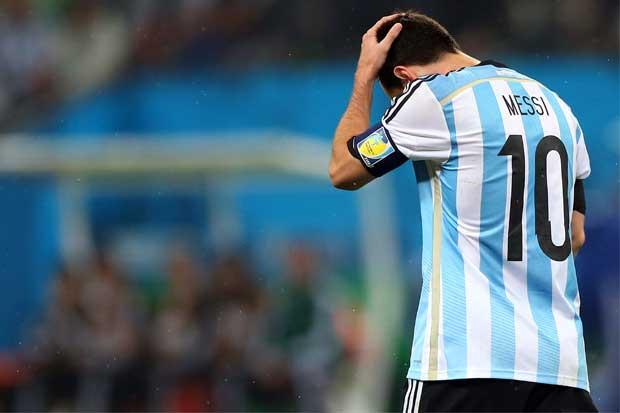 Salida de Messi perjudica los contratos de la Albiceleste
