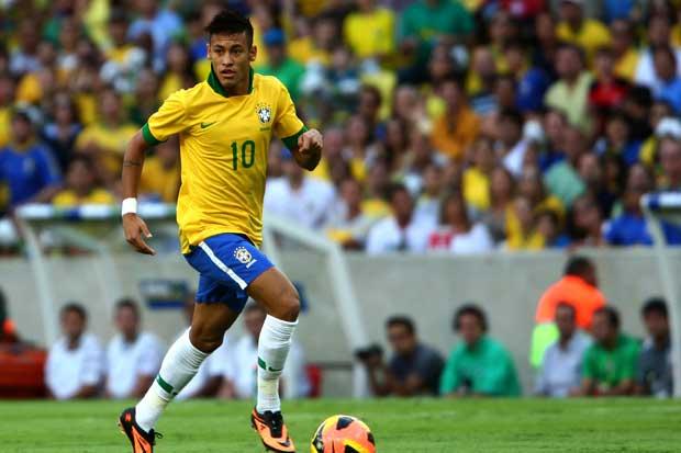 Neymar liderará a Brasil en los Juegos Olímpicos