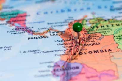 TLC con Colombia entrará en vigor el primero de agosto