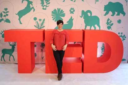 TED global tuvo su primera charla sobre Costa Rica