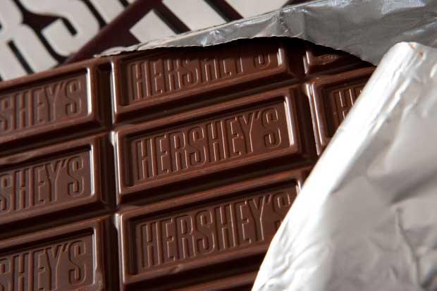 Fabricante de productos Gallito compraría la marca Hershey