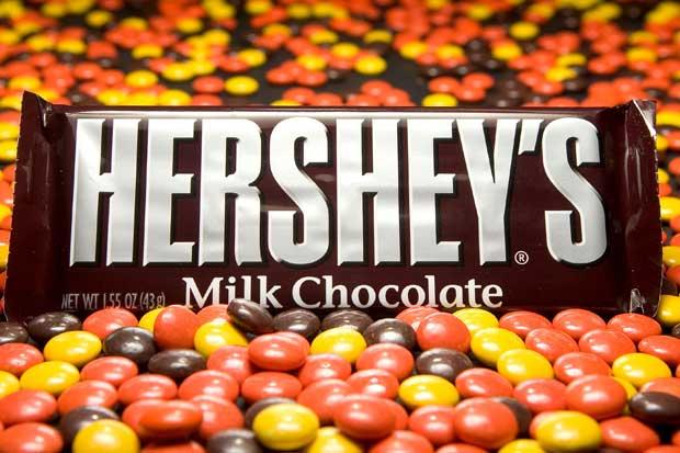 Hershey rechazó oferta de $23 mil millones de Mondelez