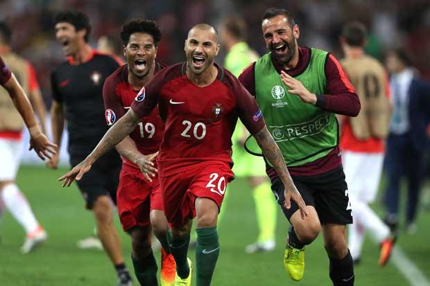 Portugal ganó en penales y está en semifinales