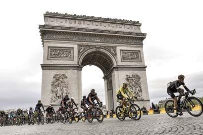 Francia prueba a los mejores ciclistas