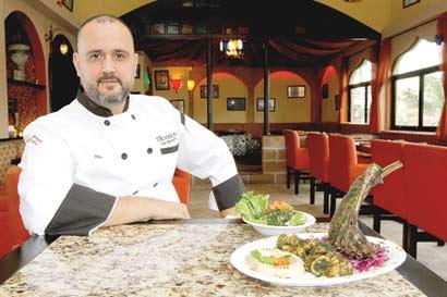 Los sabores del Líbano se disfrutan en Phoenicia