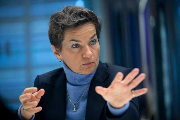 Christiana Figueres se postularía para dirigir la ONU
