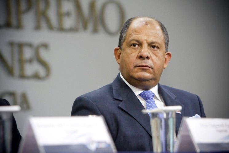 Solís expuso ante Cepal sobre democracia en la región