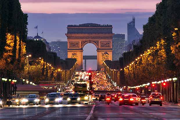 París dice no a los autos del siglo XX