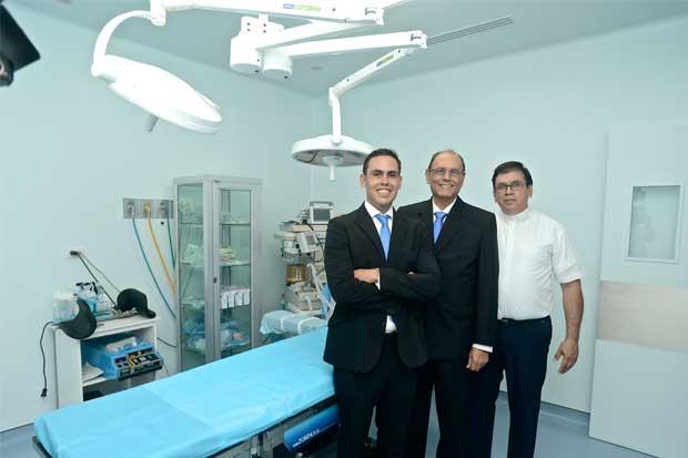Limón abre puertas a su primera sala de cirugía privada