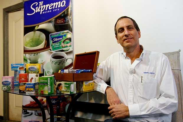 Nueva línea de tés entra al mercado tico
