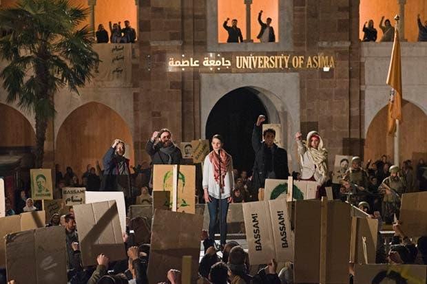 Drama de Oriente Medio llega a la televisión