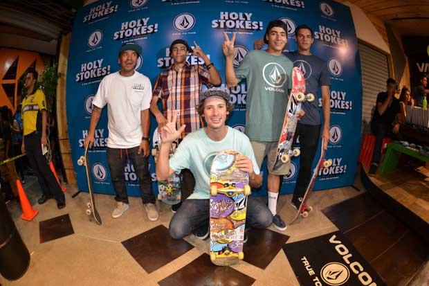 Volcom estrenó en Costa Rica su primer largometraje de skate