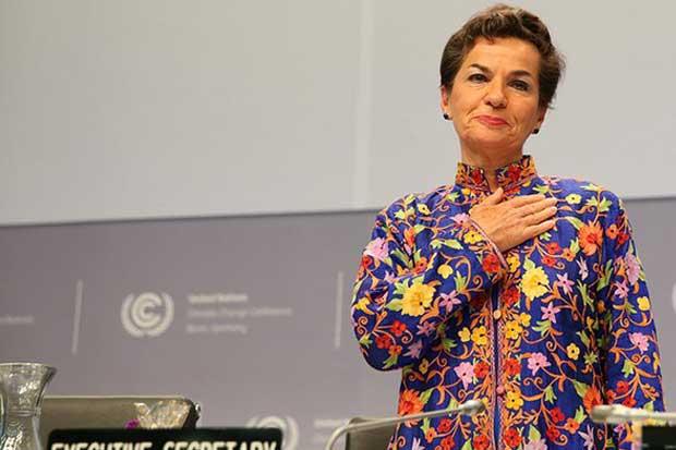 Christiana Figueres dejó su cargo en la Convención de Naciones Unidas sobre el Cambio Climático