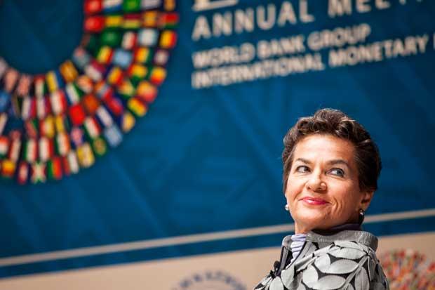 Liberación pide apoyo a Gobierno para Christiana Figueres