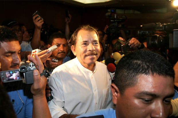 Reclamos de Ortega por Isla Bolaños son para fortalecer su imagen en elecciones, según analistas