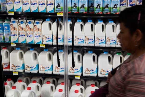 Mexicana Grupo Lala se asocia con Fifco para venta de leche